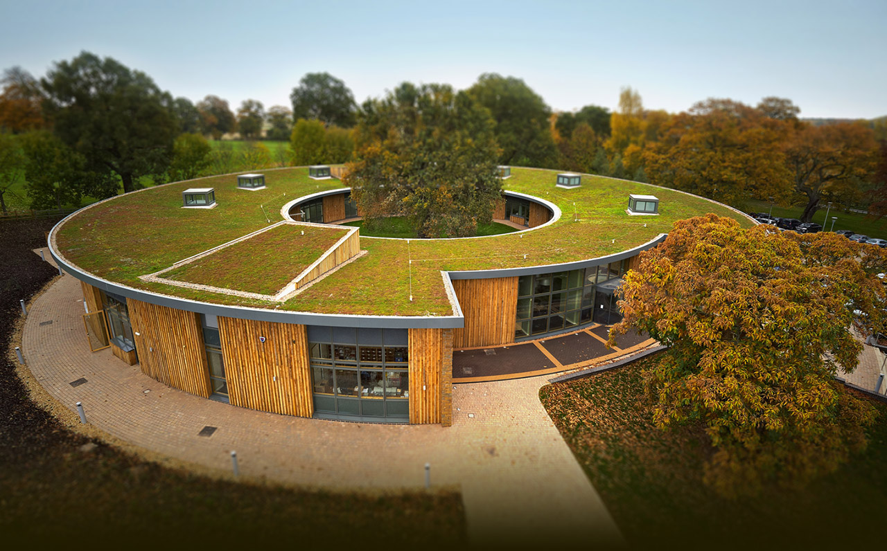 Specialists in Green Roofs Grass Roofs and Eco Roofs Sky Garden