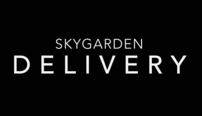 Skygarden delivery