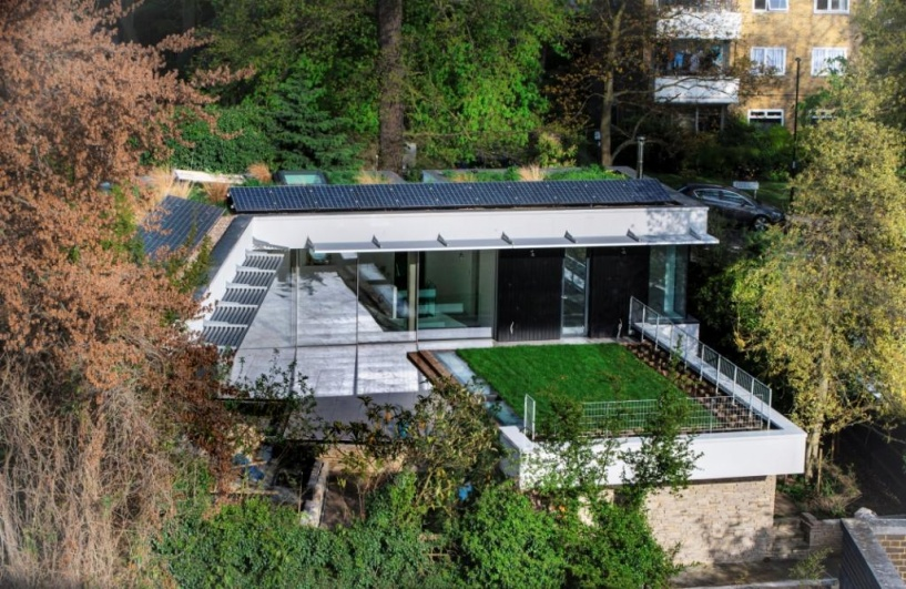 Sky Garden Help to Win Guardian's Eco Home Award