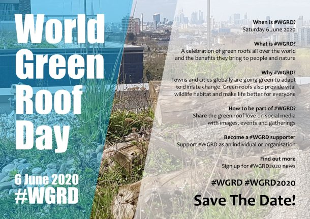 World Green Roof Day 06 Jun 2020