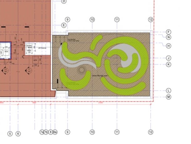 Green Roof Planning and Estimation
